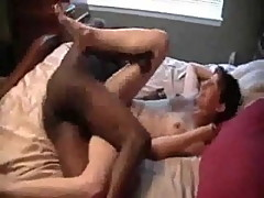Wifes First Black Fuck