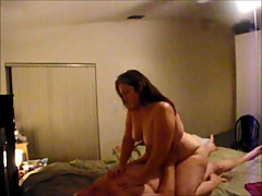 QUEENASS  CENTRAL FL WHORE FUCKS WHITE LANDLORD TO PAY RENT