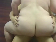 More of PAWG BBW with her New Lover
