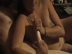 wife and a big cock