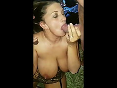 Slut Wife Being Shared