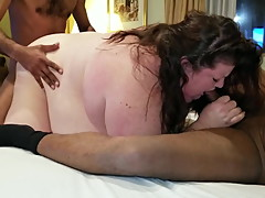 2 BBC that BBW Hotwife Kristy Alley jus met that minute- QoS