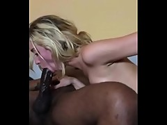 Cuckold Shares his Wife'_s Tight Ass With a BBC