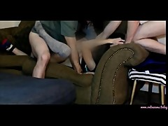 Amateur Threesome For Wife - Streamed Live at www.onlinecams.today